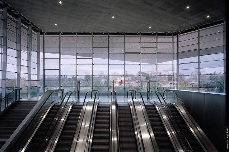 Tiburtina Station, Roma Reportage by Luigi Filetici Arlotti, Beccu, Desideri, Raimondo, ABDR Architetti Associati
