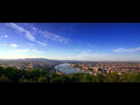 Budapest Timelapse 2012