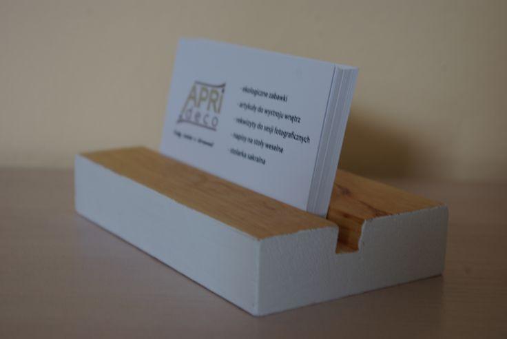 Wizytowniki / Business card holder - Aprideco