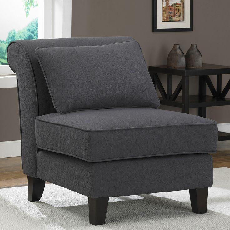 Avington Upholstered Slipper Chair   Ikat Gray | House Ideas | Pinterest | Slipper  Chairs, Ikat And Living Rooms