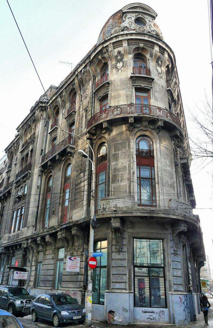 Carol Boulevard/Jean Louis Calderon Street, Bucharest, Romania