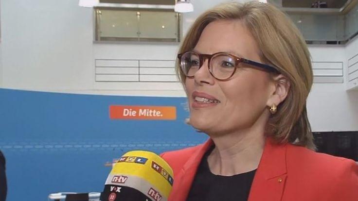 "Julia Klöckner zum Erfolg der CDU: ""Angela Merkel kann Attacke"""