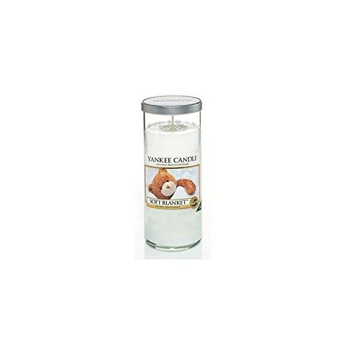 Yankee Candles Large Pillar Candle  Soft Blanket ** More details can be found by clicking on the image. #ScentedCandles