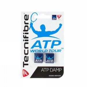Tecnifibre ATP Tennis Dampener Tecnifibre. $5.95. Order Today Ships Today Before 2PM CST. Fast Shipping. Try Tecnifibres ATP Tennis Dampener on your racquet This classy looking dampener shows off the offic. your best with the best. ial logo of the Association of Tennis Professionals while filtering vibrations during every hit Pla. Try Tecnifibres ATP Tennis Dampener on your racquet This classy looking dampener shows off the official logo of the Association of Tennis Prof...