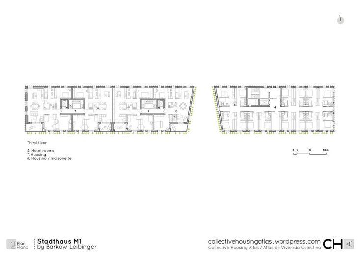 Barkow Leibinger - Stadthaus M1 - 2013 - Freiburg