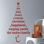 """10+1 Χριστουγεννιάτικα """"Δέντρα"""" χωρίς Δέντρα!"""