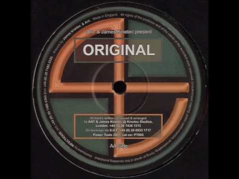 Power Tools 5 - Ant & James Kinetec - Original