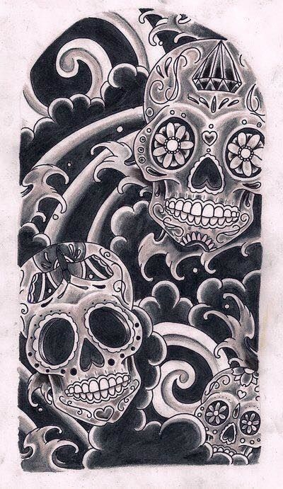91 best images about mayan tattoos on pinterest sugar skulls drawings and day of the dead. Black Bedroom Furniture Sets. Home Design Ideas