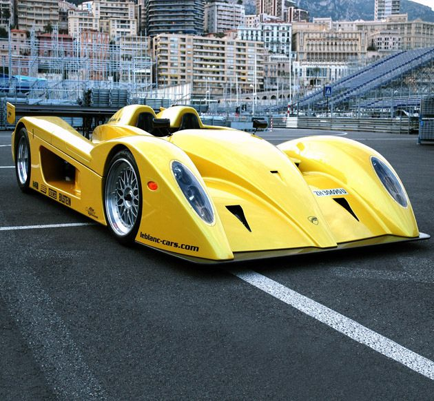 Perfect Leblanc Mirabeau Designed To Compete In The 24 Hours Of Le Mans (the  Worldu0027s Oldest Sports Car Endurance Race), The Leblanc Mirabeau Is A Race  Car That ...