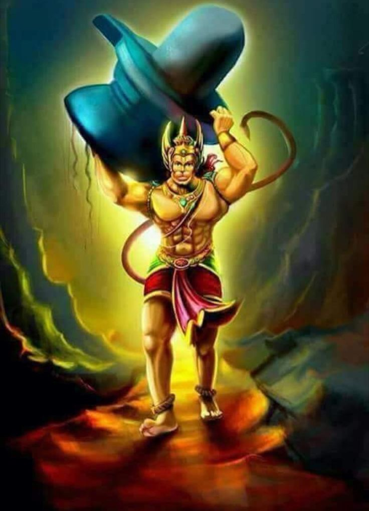 Krishna Wallpaper Desktop 3d Jai Shree Ram Paintings Illustration Gif Hanuman