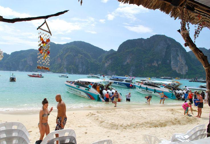 phi-phi don island #Tailand, #Beach, #sea