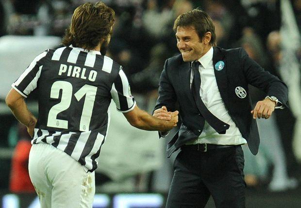 Sportvantgarde.com's blog. : I hope Conte stays at Juventus,says Andrea Pirlo