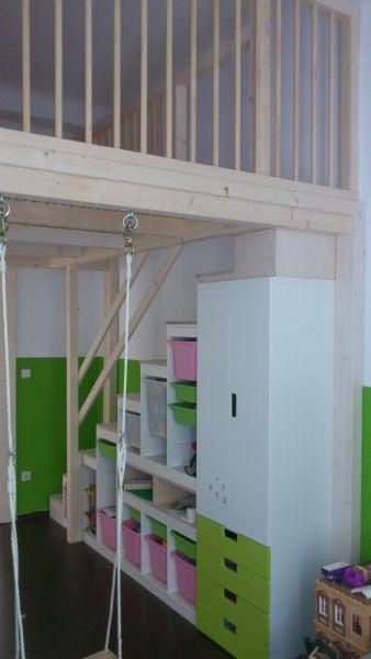 Hochbetten, Kinderbetten und Hochebenen   McCarthy's individuelle Holzlösungen