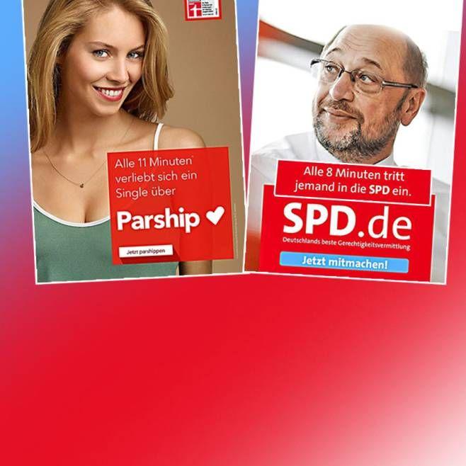 Bundestag-Wahlkampf 2017: die SPD parschulzt jetzt