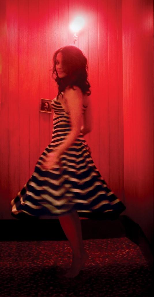 Norah Jones by Danny Clinch in 2006