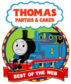 Tons of Thomas birthday ideas