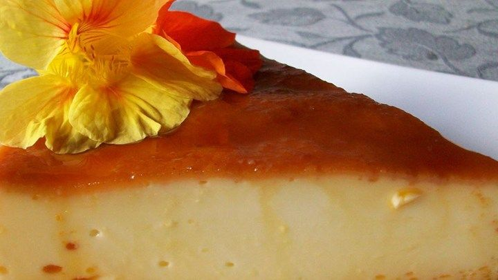 Flan Mexicano (Mexican Flan) - Review by Kelsey K