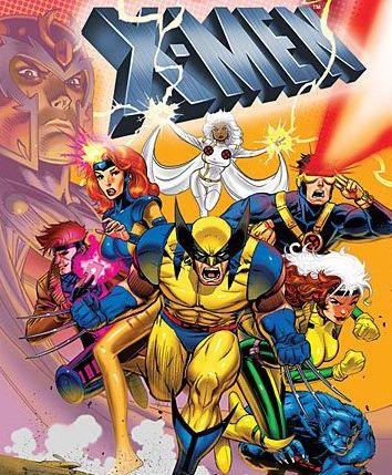 Geekdom: X is for X-Men (love the 90s animated series) #literacymonth @halfpricebooks