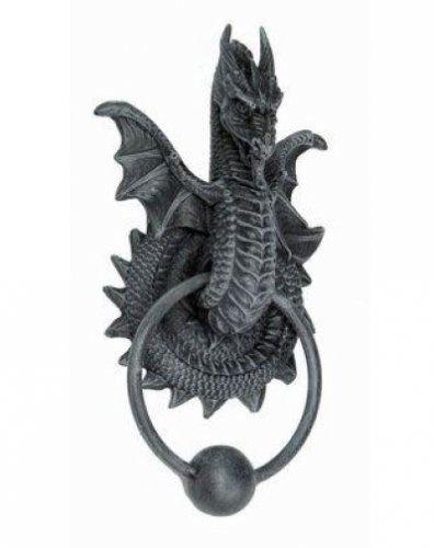 185 best images about clever door knockers on pinterest door pulls door handles and iron doors - Dragon door knockers ...