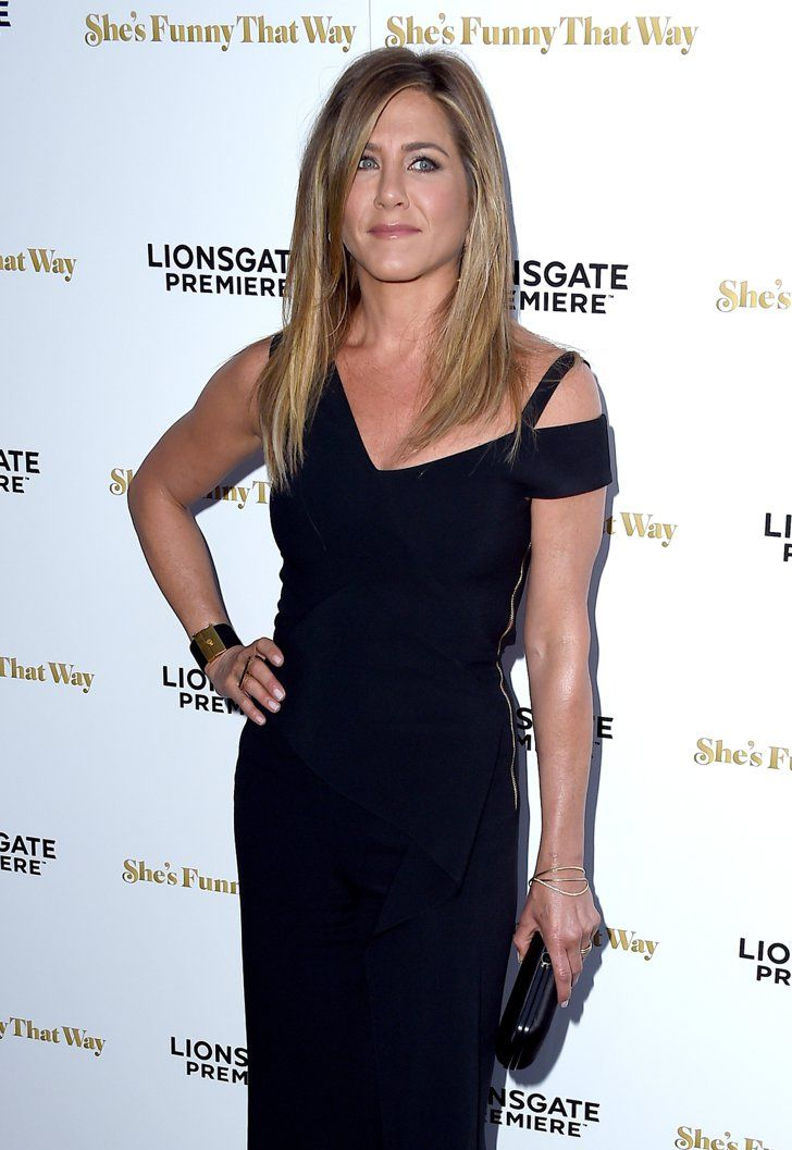 Pin for Later: Jennifer Aniston Has That Newlywed Glow! See Her First Postwedding Appearance