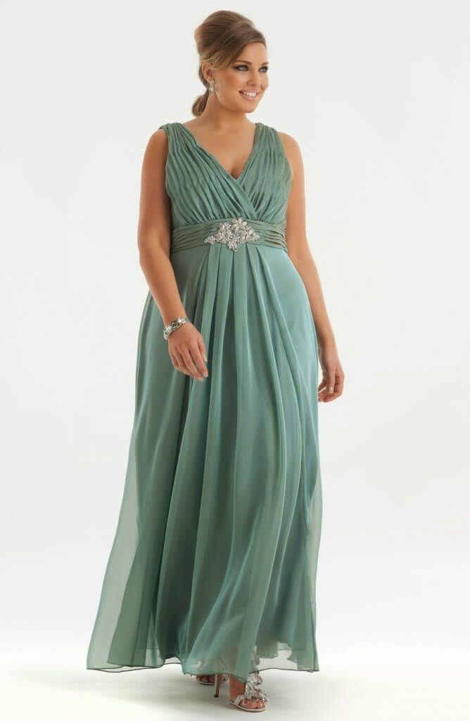 Buyuk Beden Abiye Modelleri 2020 Elbiseler Moda Plus Size Dresses