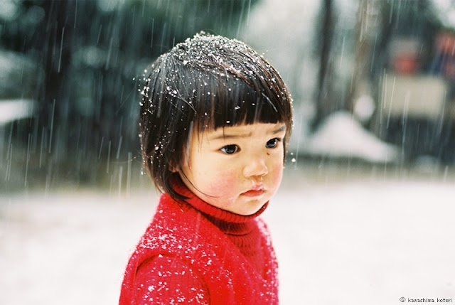 Mirai chan photography by Kotori Kawashima