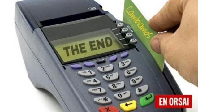 PARA FINANCIAR AL CAMPO TE SACAN EL REINTEGRO DEL 5% EN COMPRAS CON DEBITO    Ahora Cambiemos eliminó el reintegro del 5% en las compras con débito Este sistema se había creado para incentivar el consumo pero al parecer ya no es necesario porque el país esta muy bien económicamente. El Gobierno decidió no prorrogar la devolución del 5% en el IVA en los gastos en las tarjetas de débito que regía desde el 2001 y se renovaba cada año. Así lo informaron a LA NACION fuentes de Casa de Gobierno…