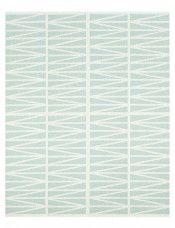 Plastique Tapis d'extérieur & intérieur Helmi Turquoise