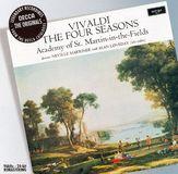 Vivaldi: The Four Seasons [CD]
