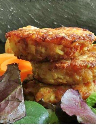 Catfish Cakes and Catfish Fritters #Recipes - Sweet Savant