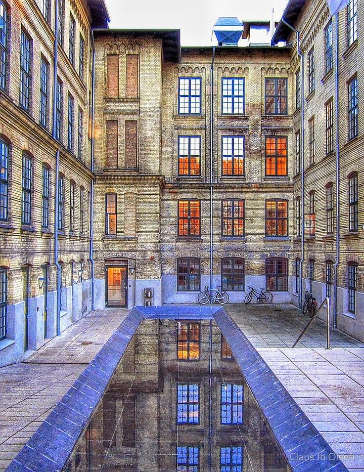 """""""Early morning reflections"""" by Claus Ib Olsen 
