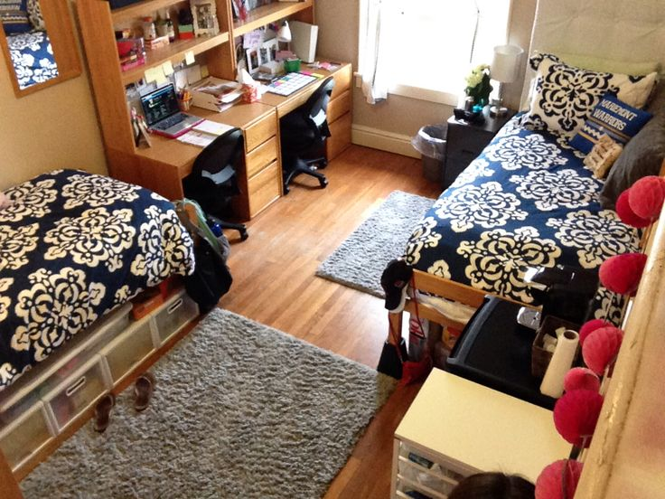 Miami university Peabody hall dorm room