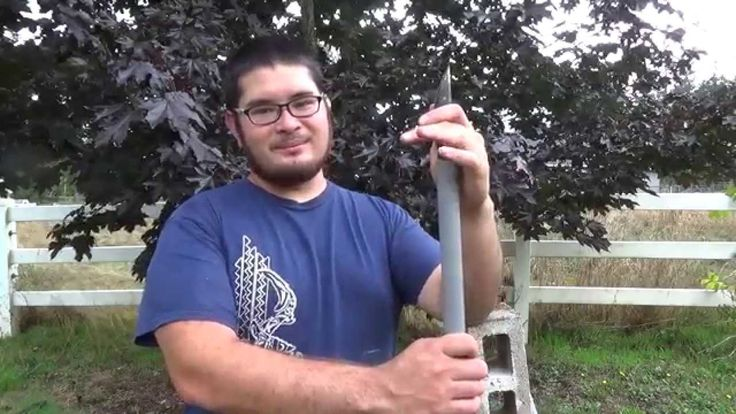 How to Make a 2 Dollar Throwing Spear