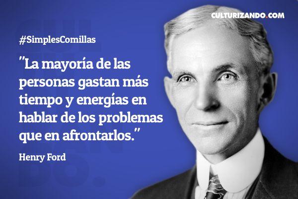 10 grandes frases de Henry Ford - culturizando.com | Alimenta tu Mente