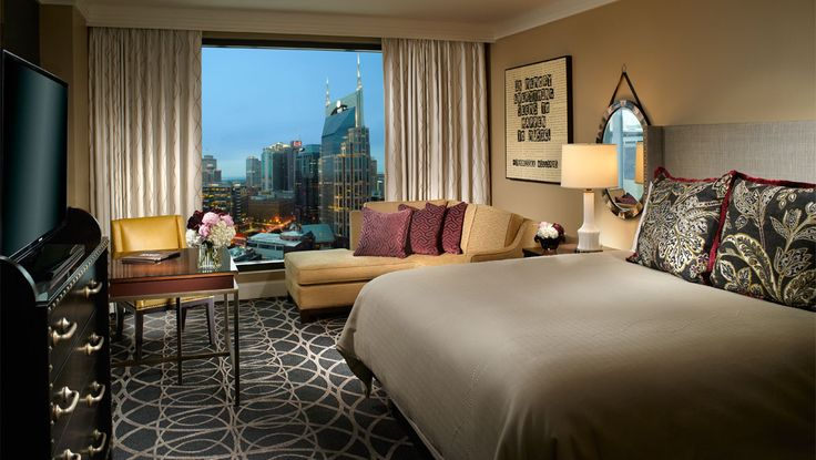Downtown Nashville Hotel Photos | Omni Nashville Hotel