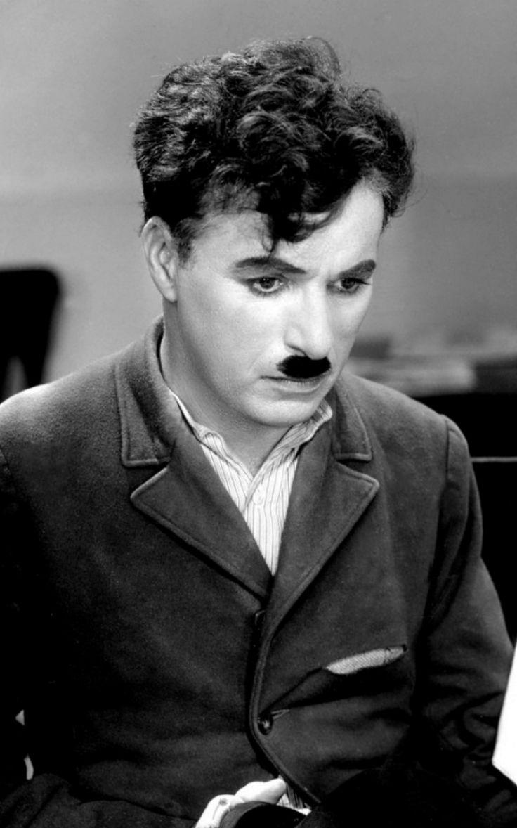 Diretores: Charles Chaplin   Assim Era Hollywood