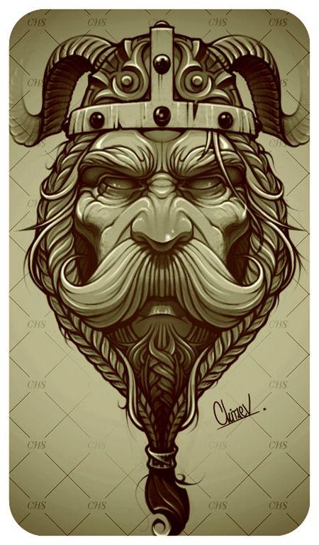 https://www.behance.net/gallery/7806301/viking
