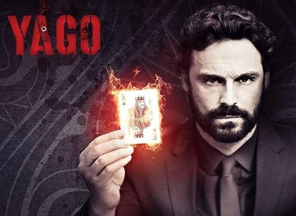 Yago (también conocida como: Yago: el nombre de la venganza en Univision y Yago: Un amor traicionado en México) es una serie de televisión ...