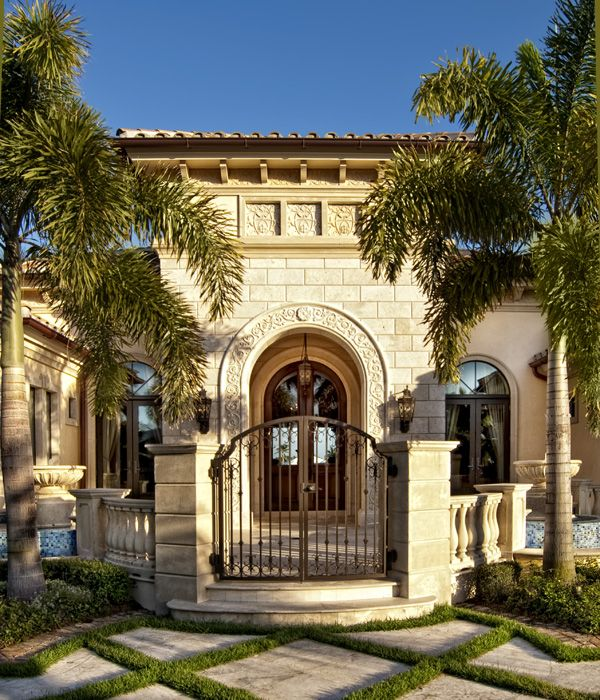 The Sater Group's Custom, Luxury Home Design.
