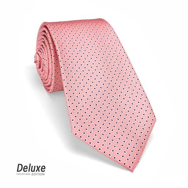 Italian Silk Tie in Pink