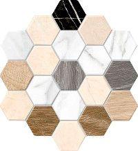 Porcelain tiles - Narvi multicolor 21'3X23'1 cm. | Arcana Tiles | Porcelain tile | marble  inspiration | interior design