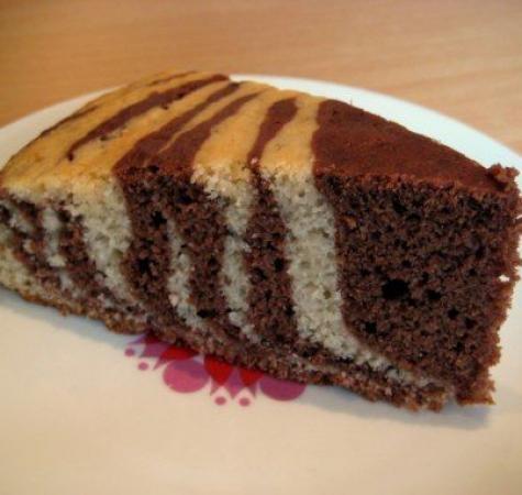 Streepjescake