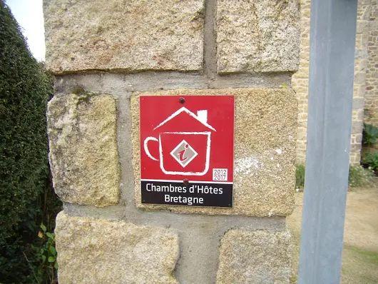 """Une labellisation pour ma maison par """"Tourisme-Bretagne"""""""