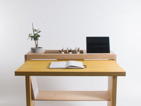 Tropfenblatt Tablet Schreibtisch  Folding von bee9designshop