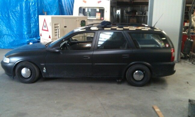 Vectra b station rat look