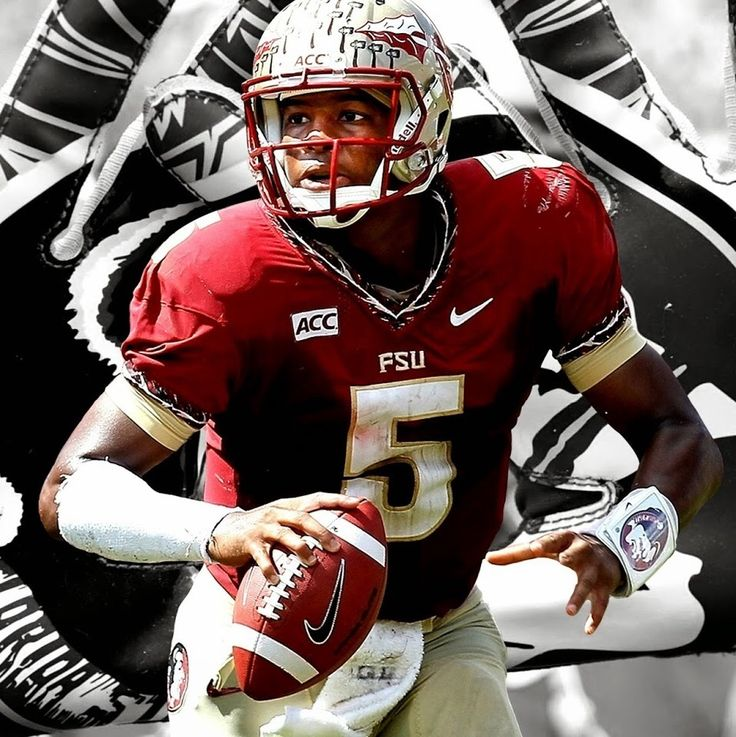 Jamies Winston you haven't seen nothin yet from Florida State and Jamies Winston