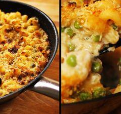 Szuperszaftos, szuperszimpla: itt a Macaroni and Cheese!