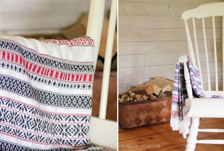 CIRKUS: details from summer cottage