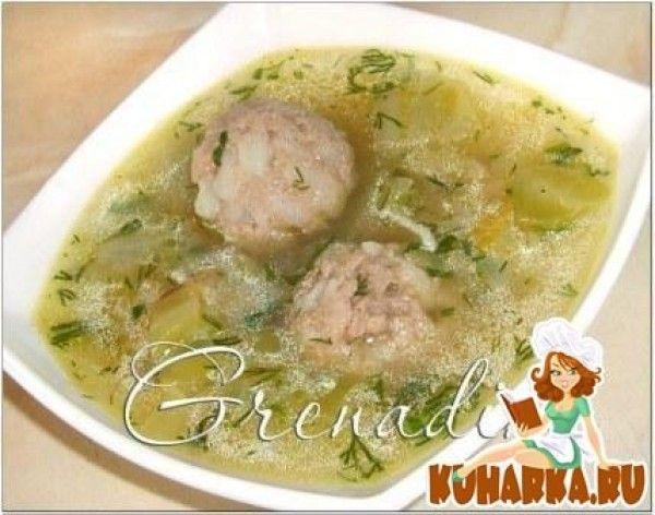 Капустный суп с нежными фрикадельками | Рецепт | Рецепты ...
