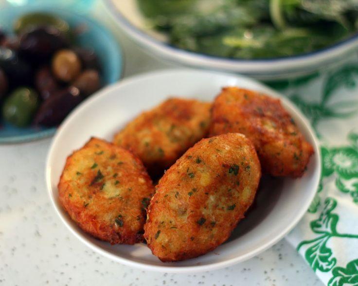 Coconut & Lime // Rachel Rappaport: Pastéis de Bacalhau (aka Bolinhos de Bacalhau, Portuguese Cod Cakes)
